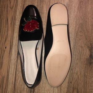 Zara Shoes - Zara Patent Leather Flats